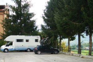 Camper e auto Fipad