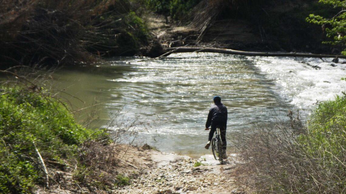 Verso Pieve Caina ed il fiume Nestore