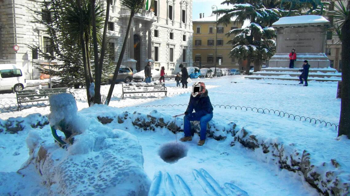 Il Perugino e la Neve