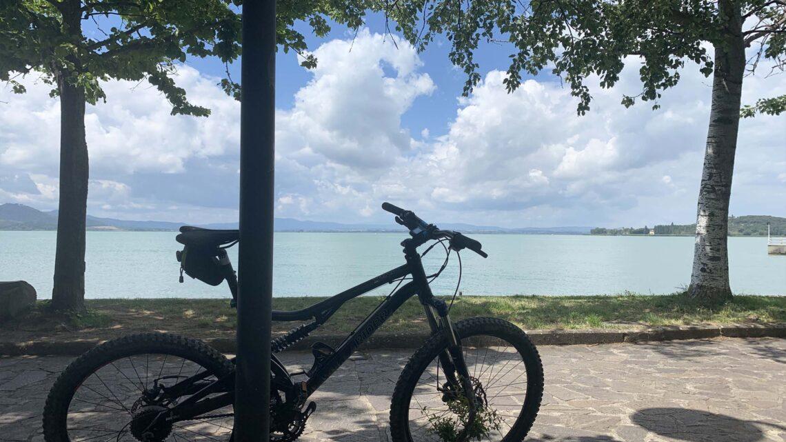 Giro del lago Trasimeno