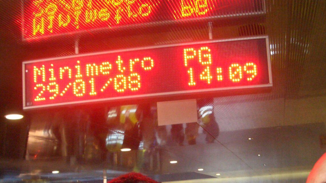 Il Minimetro' di Perugia