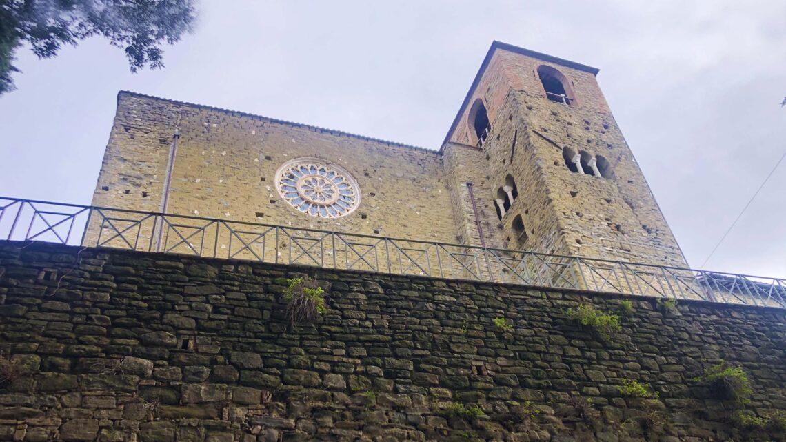 Ramazzano, Montelelabate e valle del torrente Ventia