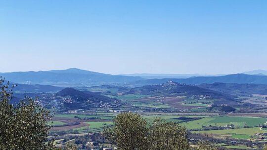 Monte Malbe e Cimitero di Chiugiana